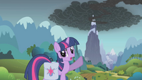 Twilight in that cave S1E7