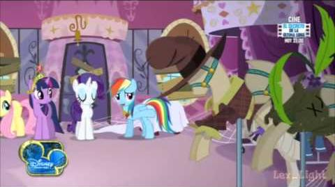 My Little Pony Friendship is Magic - A True, True Friend (Español de España) -720p-