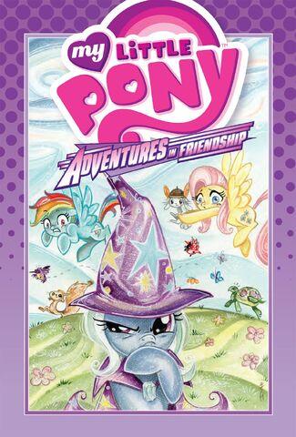 File:MLP Adventures in Friendship Volume 1.jpg