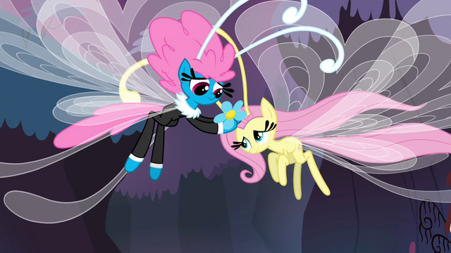 File:Seabreeze puts flower in Fluttershy's mane S4E16.png