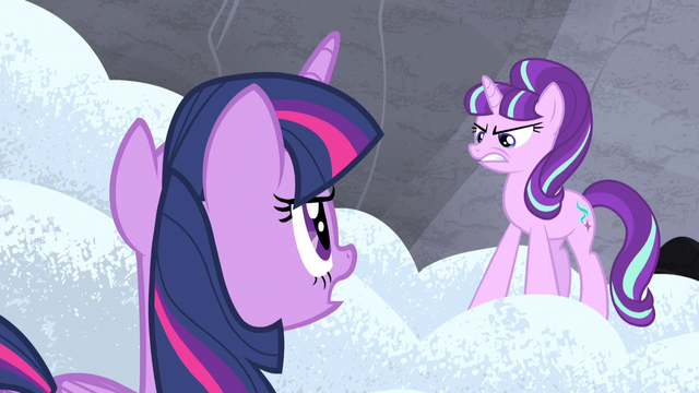 "File:Twilight ""wouldn't be here to stop you now"" S5E2.png"