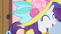 Rarity here I come S2E9