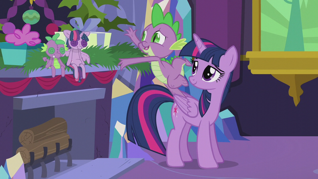 File:Spike reaching for a present S5E20.png