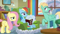 """Zephyr Breeze """"I hate to deprive you"""" S6E11"""