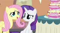 Rarity smile S2E24
