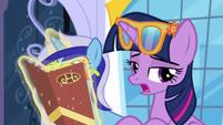 "Twilight ""no idea that party was so important"" S5E12"
