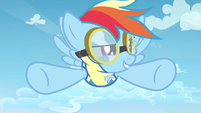 Rainbow Dash I'm in S3E7