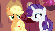 Rarity or perhaps S3E1