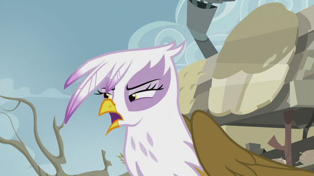 "File:Gilda ""We don't have friends here!"" S5E8.png"