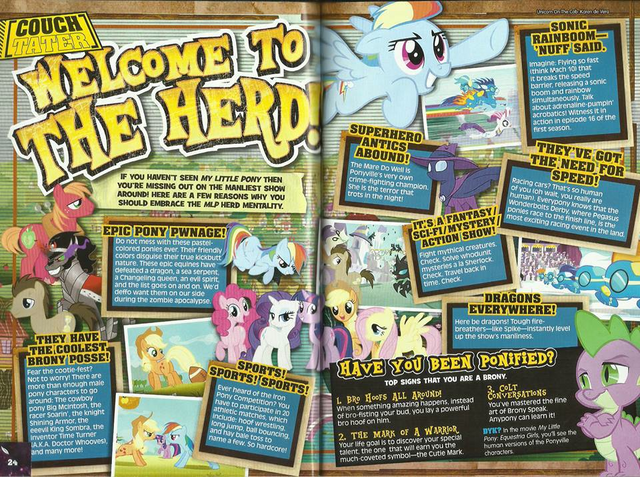 "File:MLP ""Welcome to the Herd"" article in Filipino magazine.png"