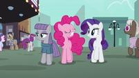 """Pinkie Pie says """"PSSSD"""" S6E3"""