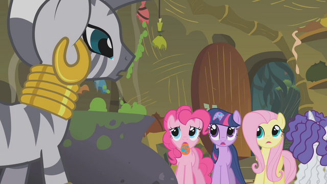 File:Zecora confronts the ponies S1E09.png