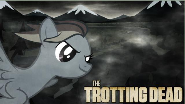 File:FANMADE Rainbow Dash The Trotting Dead.png