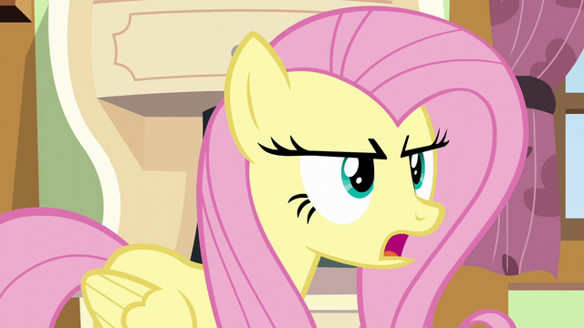 """File:Fluttershy """"find someplace else to live"""" S6E11.png"""