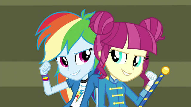 File:Rainbow and drum majorette back to back EG3.png