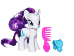 Rarity Crystal Empire Playful Pony toy