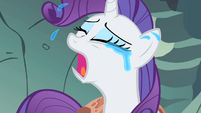 Rarity crying S01E19