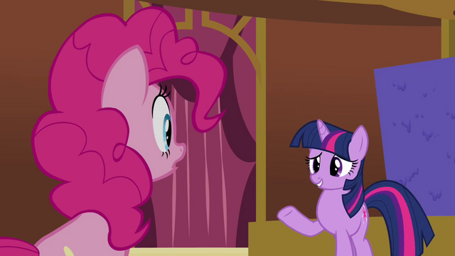 File:Twilight 'You're the only Pinkie who kept staring at the wall' S3E3.png