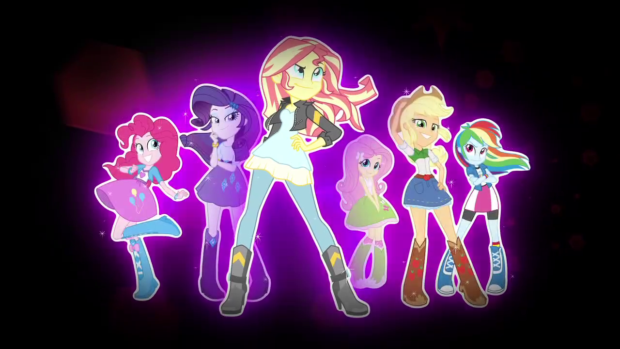 Friendship Games (song) | My Little Pony Friendship is Magic Wiki ...