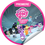 GetGlue sticker The Crystal Empire