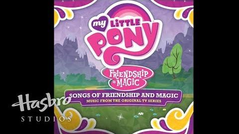 "MLP Friendship is Magic - ""Winter Wrap Up"" OFFICIAL AUDIO"