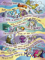 My Little Pony Deviations page 3