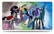 My Little Pony UltraPRO Villains Play Mat