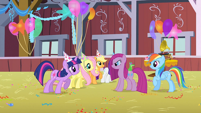 File:Pinkie Pie angry at her friends S1E25.png