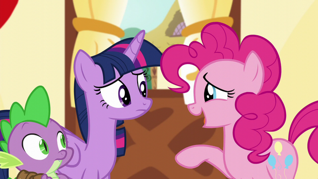"File:Pinkie ""I wish we'd taken a picture for you!"" S5E22.png"