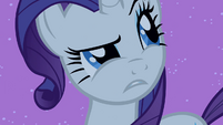 "Rarity ""crumbly dry mess"" S02E05"