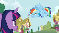 """Rainbow """"aren't all they're cracked up to be"""" S4E21"""
