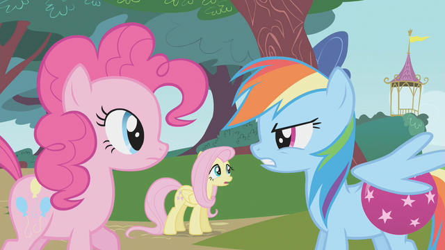 File:Rainbow Dash blames Pinkie Pie for making her drop the ball S1E07.png