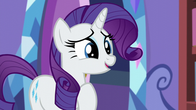 "File:Rarity ""but it is very sweet of you"" S5E19.png"
