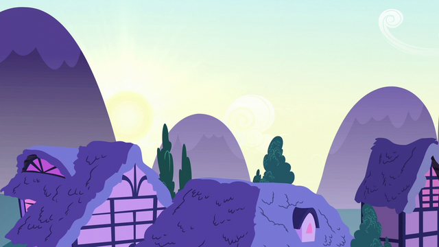 File:Sun rises over Ponyville S6E11.png