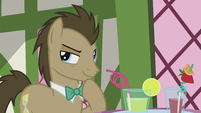 Dr. Hooves thinking S5E9