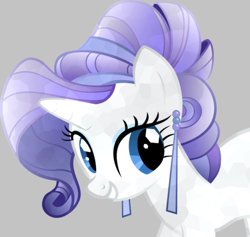 File:FANMADE Rarity Crystal Cropped.png