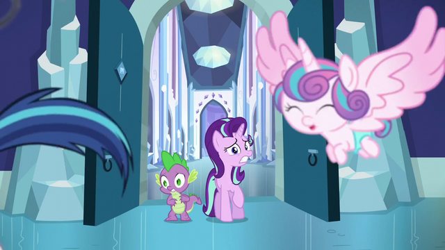 File:Flurry Heart chases after Shining Armor S6E2.png