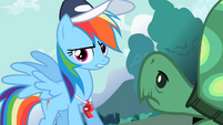 "Rainbow Dash ""Seriously"" S2E07"