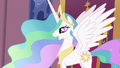Celestia 'to once again honor' S2E02.png