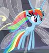 Rainbow Dash Breezie ID S4E16
