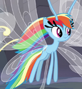 Rainbow Dash Breezie ID S4E16