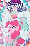 Comic issue 51 cover RI