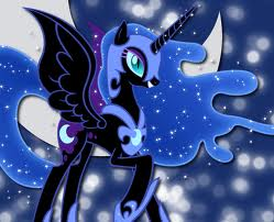 File:FANMADE Sparkly Nightmare Moon.jpg