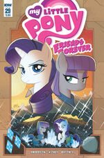 Friends Forever issue 29 cover A