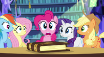 "Pinkie Pie ""not the sirens!"" EG2"