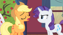 Applejack and Rarity S01E21