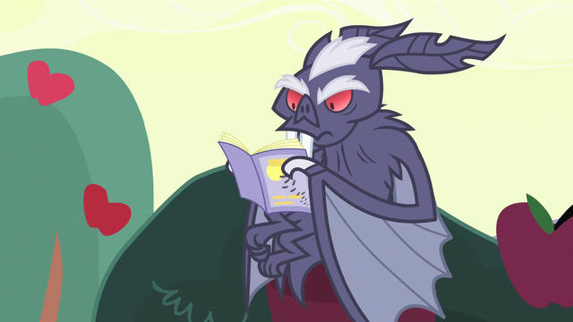 File:A vampire fruit bat reading S4E7.png