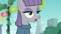 """Maud """"It's the only restaurant in the city"""" S6E3"""