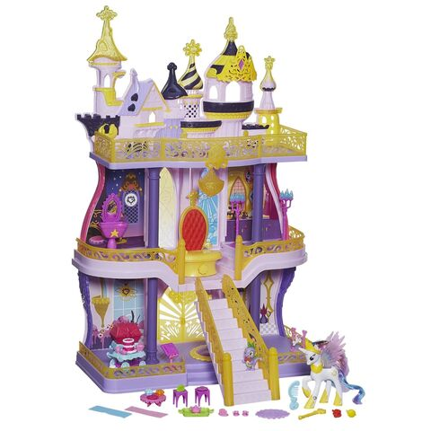 File:My Little Pony Canterlot Castle Playset and accessories.jpg