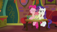 "Pinkie Pie ""yes, indeedy!"" S6E12"